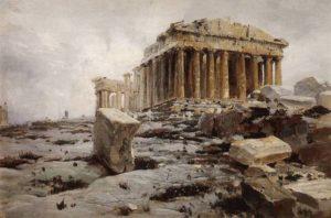 Артефакты в истории Греции