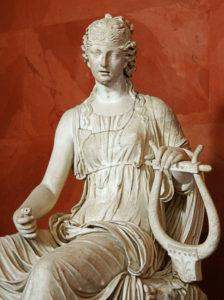 Скульптура Терпсихоры