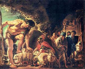 Похищение коров Гериона